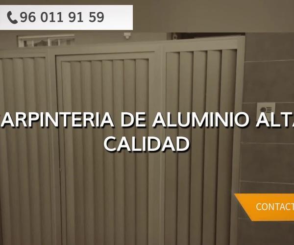 Carpintería de hierro en Valencia | Rafelmetal
