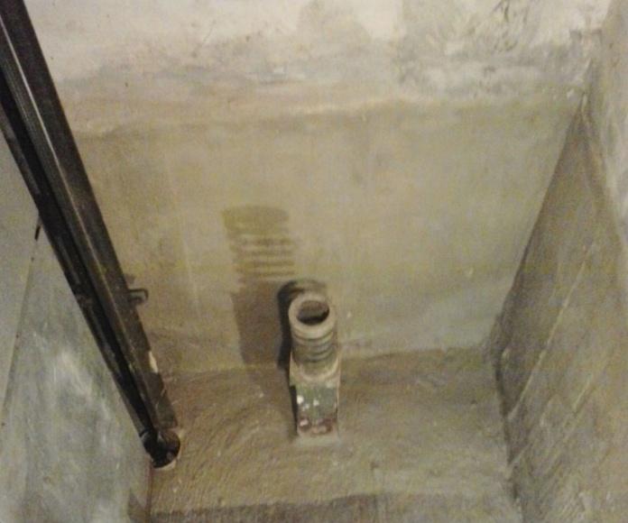 impermeabilizacion de fosos de ascensor asturias
