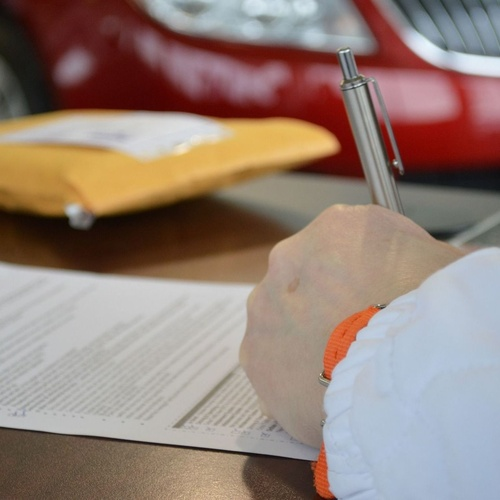 Matriculaciones de vehículos y gestiones de tráfico