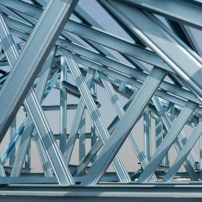 La utilidad de las estructuras metálicas
