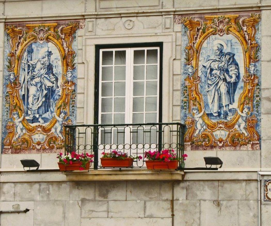 La cerámica... ¿En fachadas?