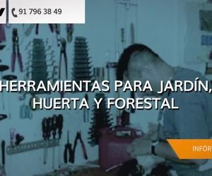 Máquinas y herramientas de jardinería en Madrid | Brico Garden Madrid
