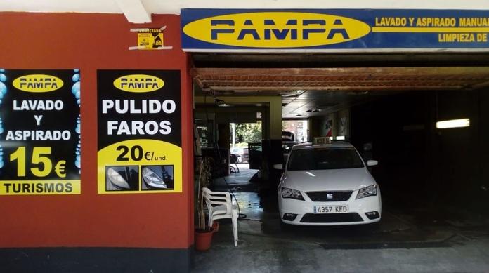 Lavados de coche a mano en Alcorcón y Móstoles: Servicios de Pampa Centro del Automóvil