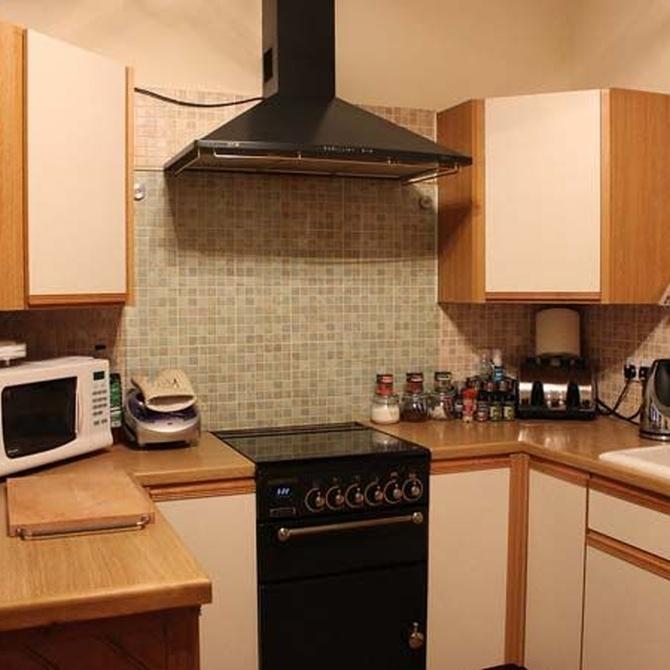 Muchas posibilidades entre las que elegir la nueva encimera de la cocina