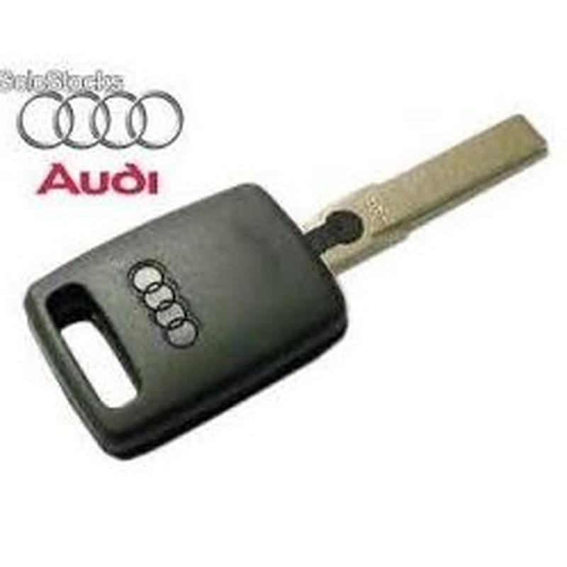 Llave Audi, ID fijo 48, 48 CAM, 46: Productos de Zapatería Ideal
