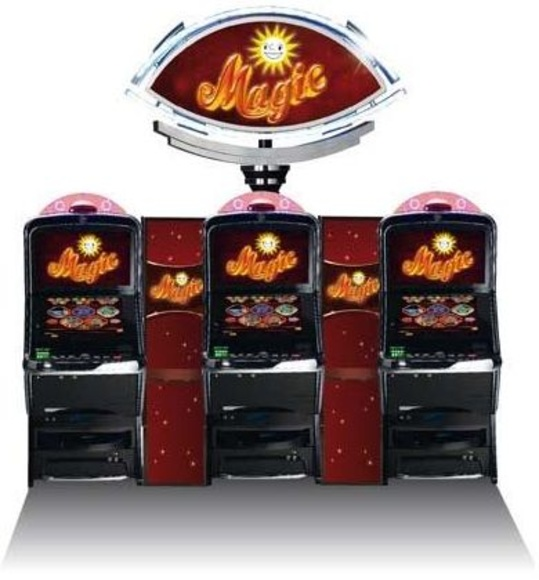 Magic de Merkur: Productos  de Bingo Copacabana Casino Park