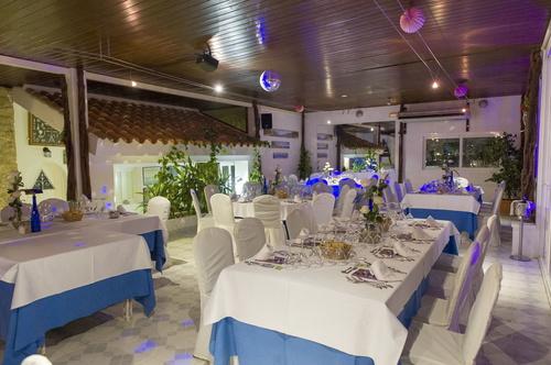 Salón para celebración de eventos