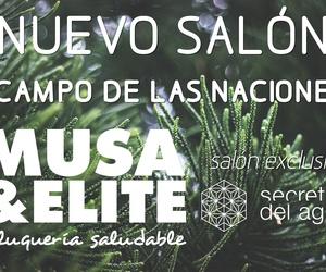 Nuevo salón Musa&Elite Premium en Campo de las Naciones