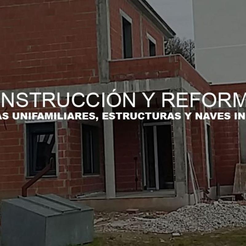 Otros servicios: Servicios  de Construcciones Seijas Enríquez