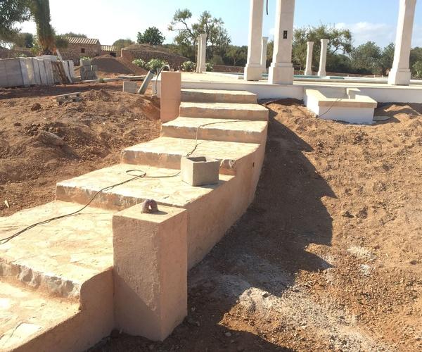 Construcción de piscinas en Alicante | Mibori Construcciones