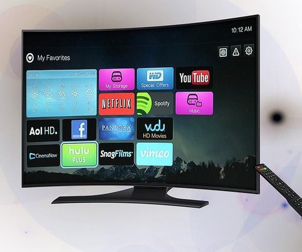 Televisores inteligentes: centros de ocio