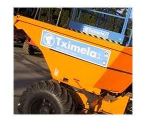 Todos los productos y servicios de Alquiler de maquinaria: Tximela