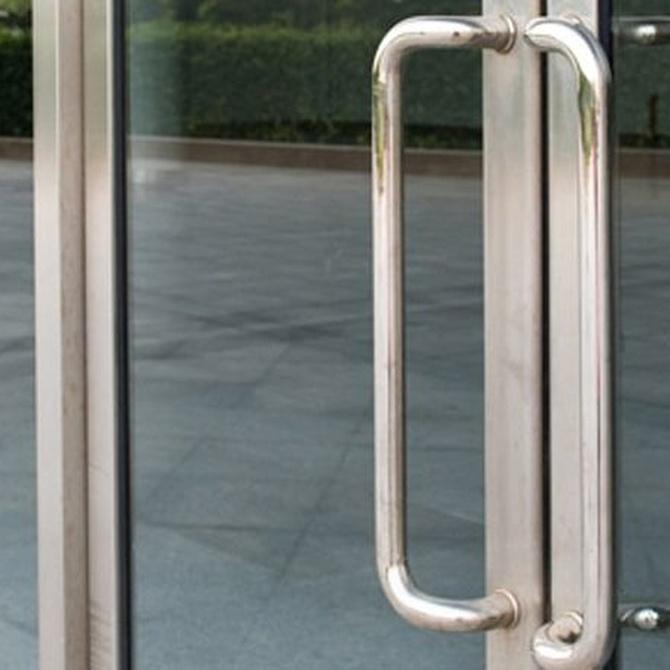 Las ventajas de las puertas de acero inoxidable