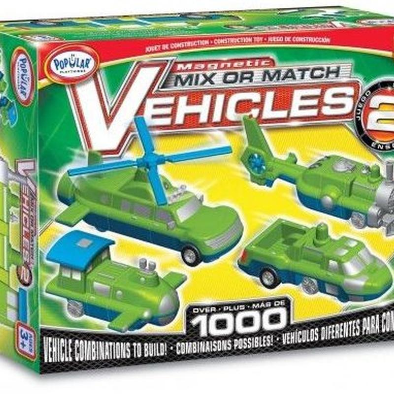 1000 vehículos distintos para construir. 75582860302 PP60302