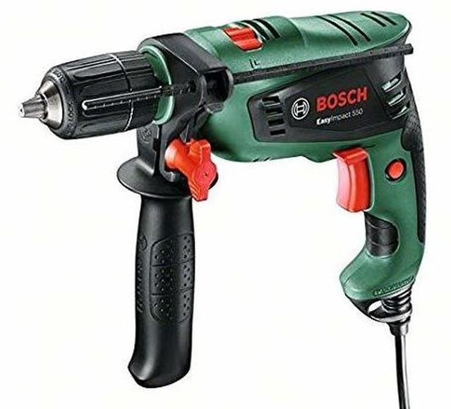 Bosch EasyImpact 550 - Taladro percutor: Productos de Saneamientos Sánchez Caravaca