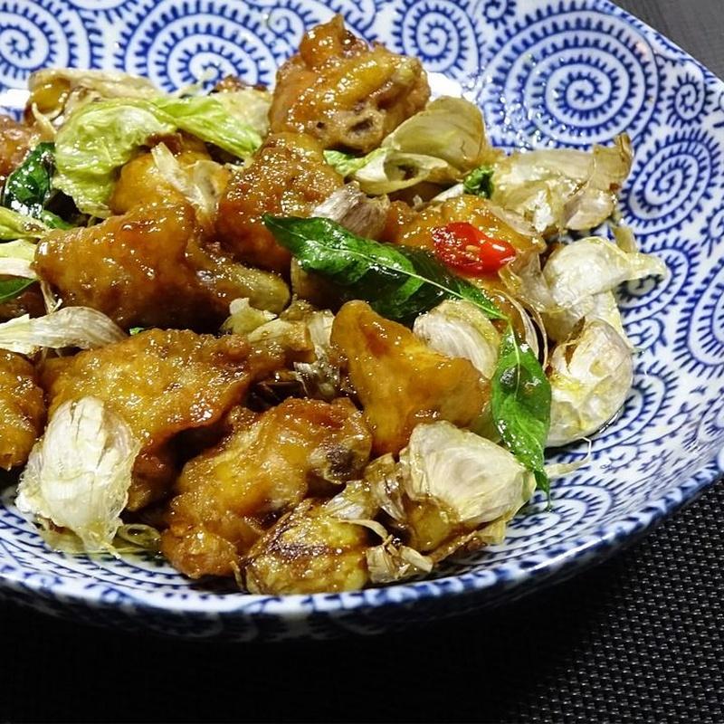 Pollo: Carta y Menús de Restaurante Tsuruma