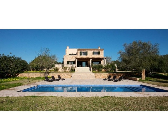 Alquiler casa rural Santanyí. Ref. C077 : Inmuebles de Inmobiliaria Cala Santanyí