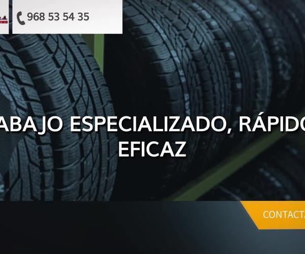 Comprar neumáticos en Cartagena - Las Tejeras Neumáticos