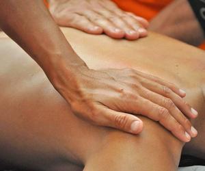 Masajes deportivos en Sitges