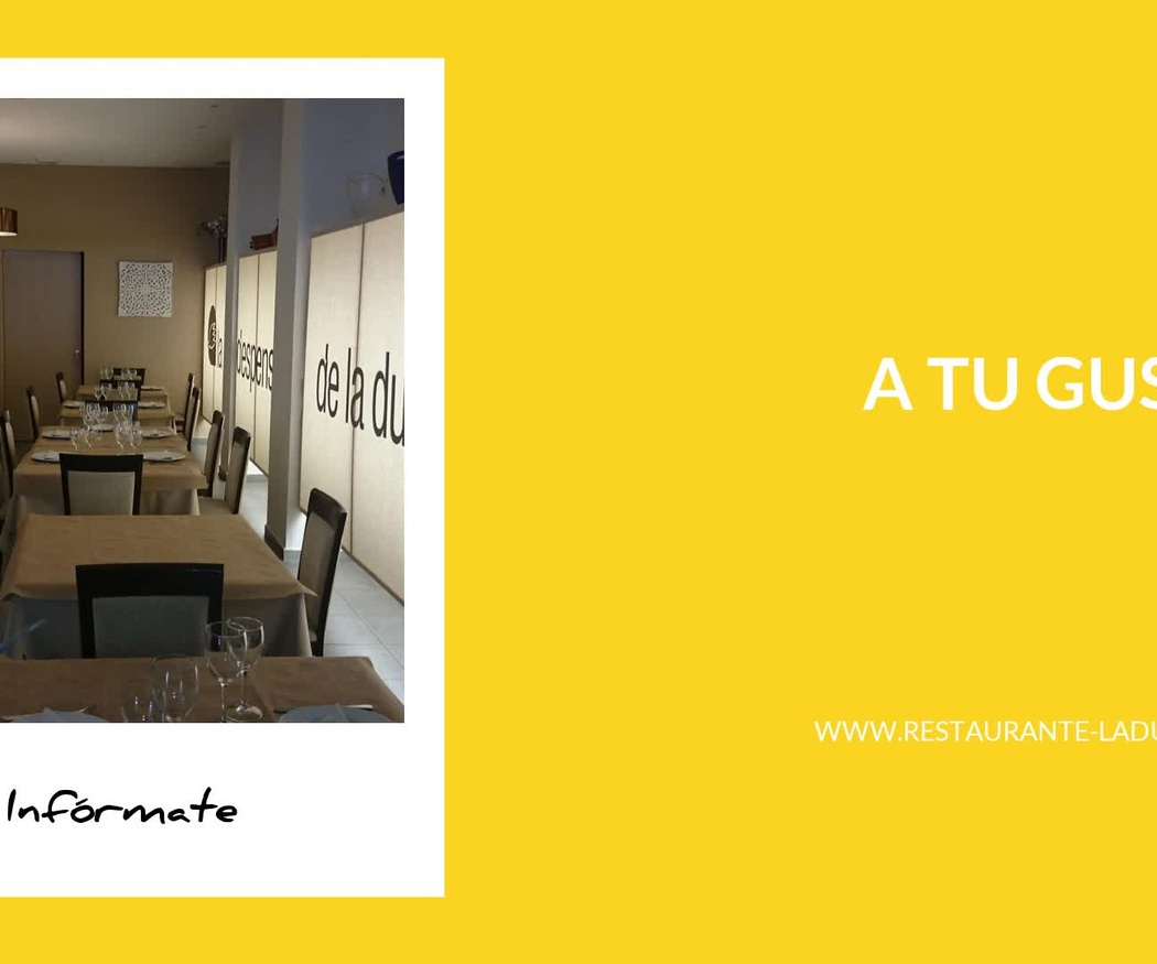 Restaurantes del centro de Valencia |  La Despensa de la Duquesa