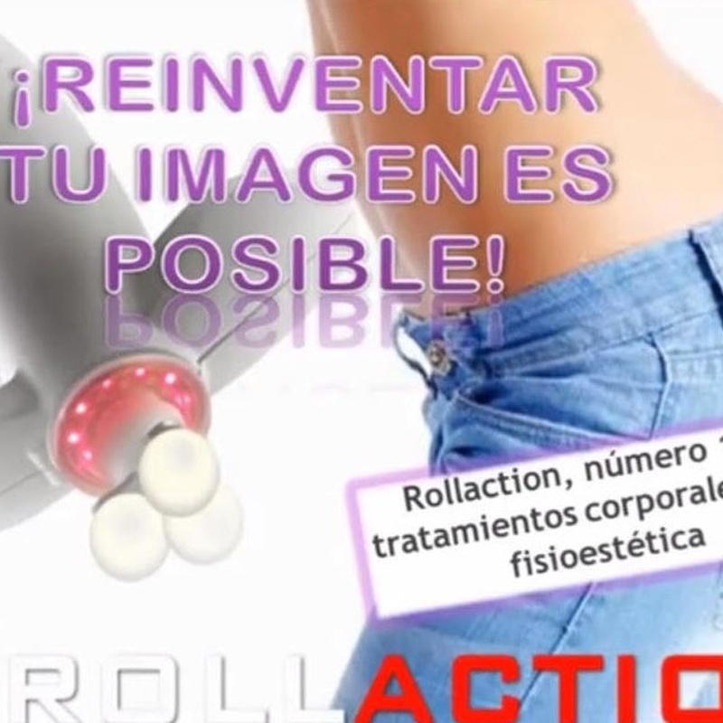 Rollaction: Tratamientos de Estética Tania Pineda