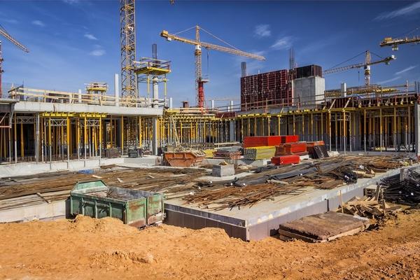 Almacén de materiales de construcción en Tarragona