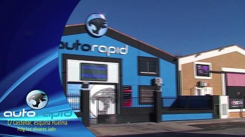 Videos de Talleres de chapa y pintura en Jaén | Auto Rapid