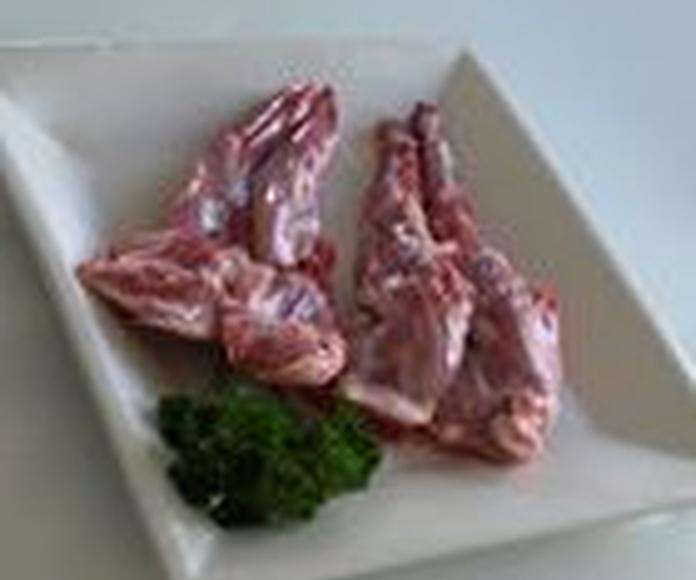 Conejo: Productos de Carns Albesa