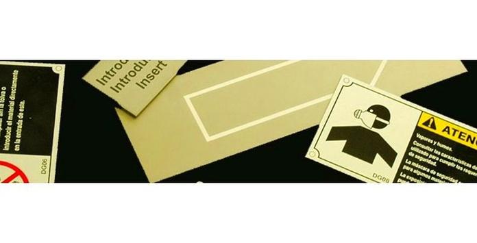 Placas de indicación : Productos de Novoplac