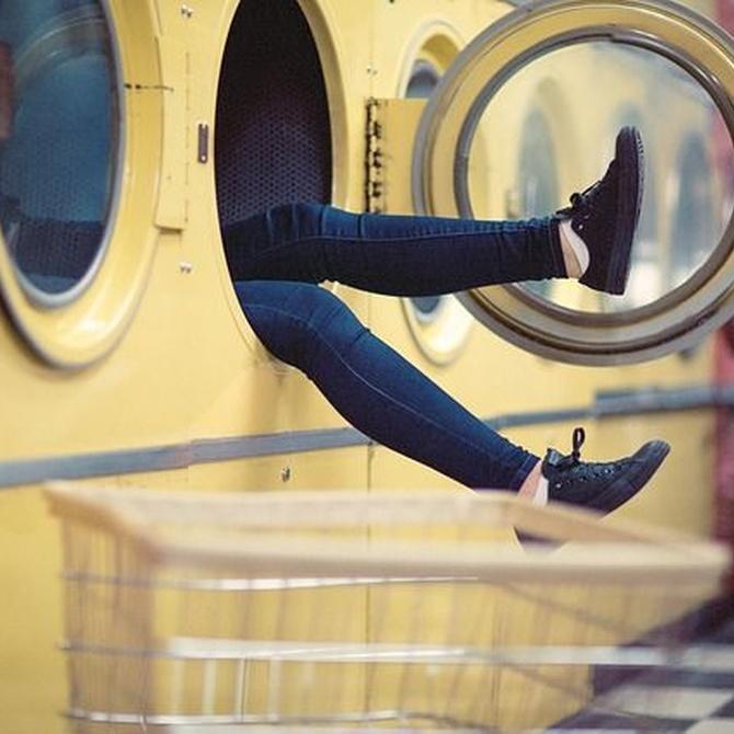 Productos ecológicos para usar en la lavadora