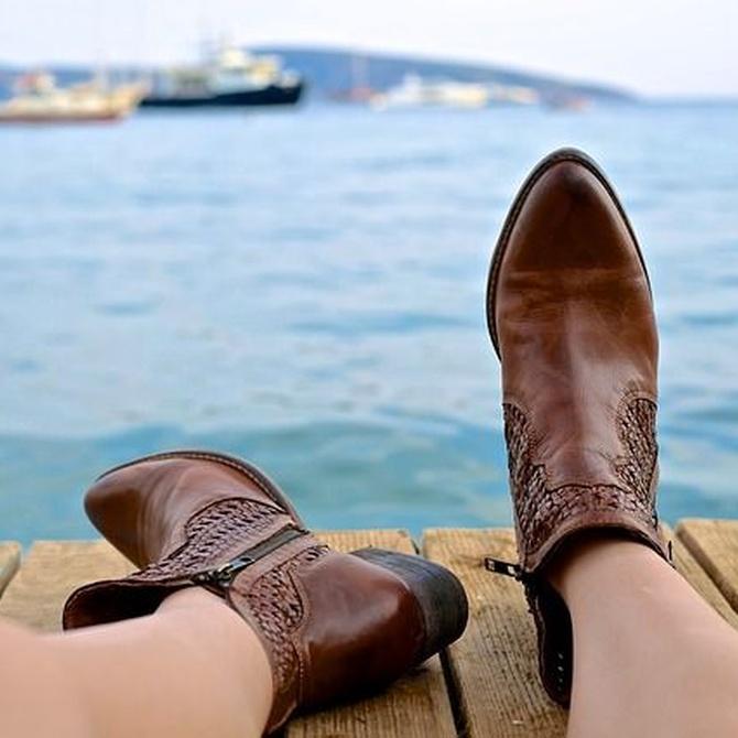 DIferencias entre zapatos de piel y sintéticos