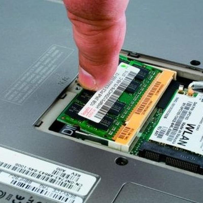 reparar portatil madrid