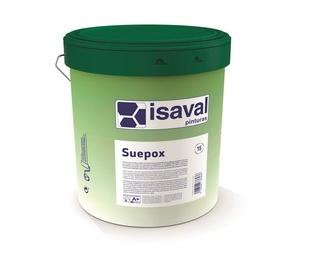 Tratamiento de suelos con el sistema Suepox Pinturas ISAVAL