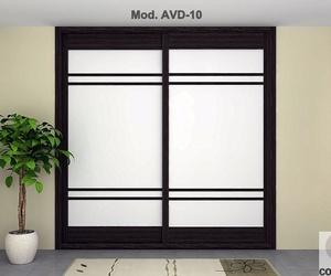 Frentes de armario a medida, sus tipos de puertas y caracteristicas.