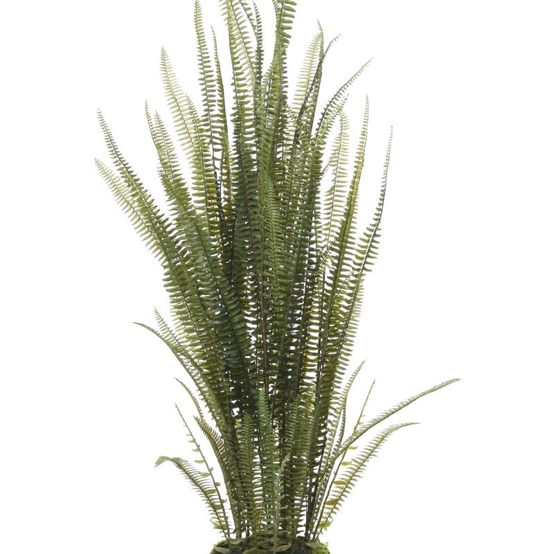 PLANTA HELECHO/TIERRA 105CM (VERDE) REF: 40505.105 PRECIO: 40,50€