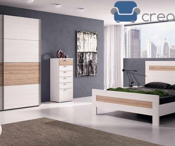 Matrimonio Serie KRONO: Productos de Crea Mueble