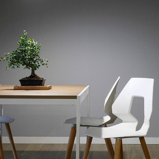 Cómo cambiar el estilo de decoración de nuestro hogar con el lacado de muebles