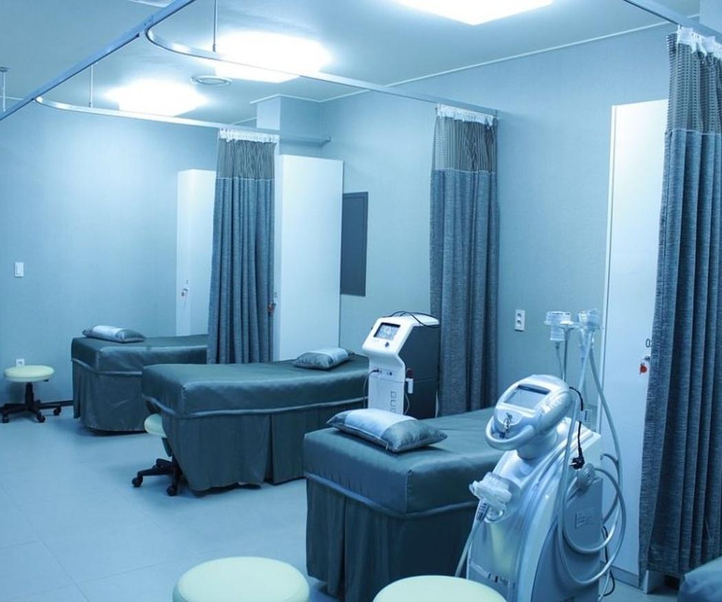 Puntos clave en la limpieza de un hospital