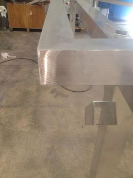 Soldadura y perfiles en aluminio y otros metales: Servicios de Lacalum