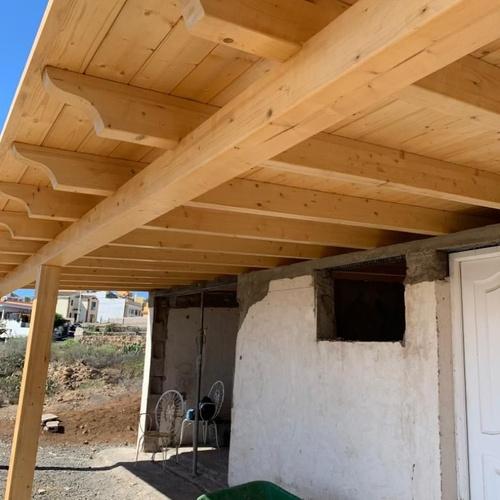 Carpintería de madera Tenerife