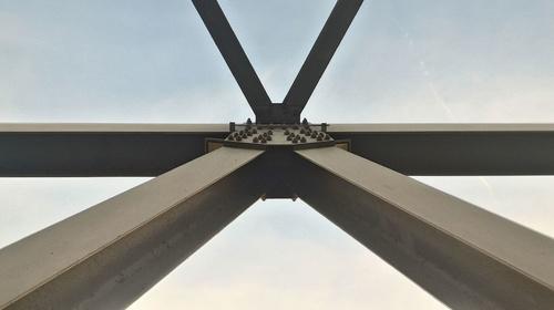 Estructuras metálicas en Vizcaya