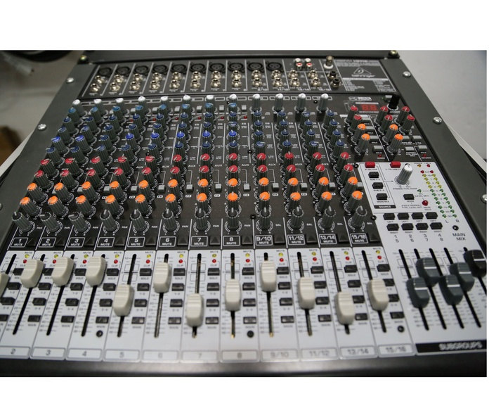 Equipos de sonido: Servicios de Tecnimedia Audiovisual, S.L.