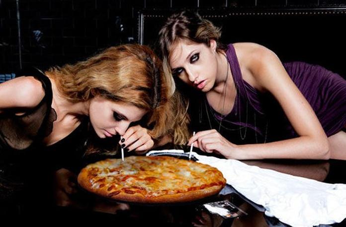 Pizza adictiva