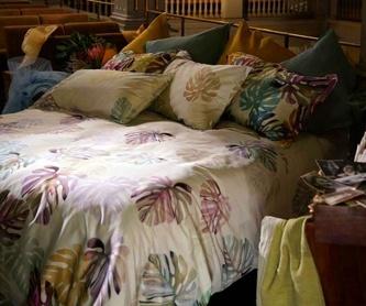 Edredón cama  Bassetti (Trapunta Barisano Azzurro):  de d'Orte Selección Hogar