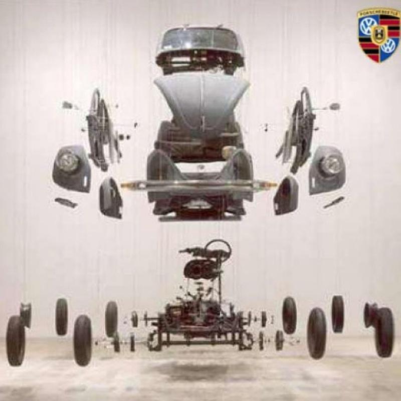Servicios añadidos: Servicios especializados de Porschebeetle Jarama