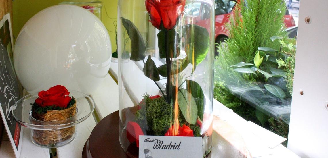 Enviar flores a domicilio en Madrid centro para demostrar tu amor