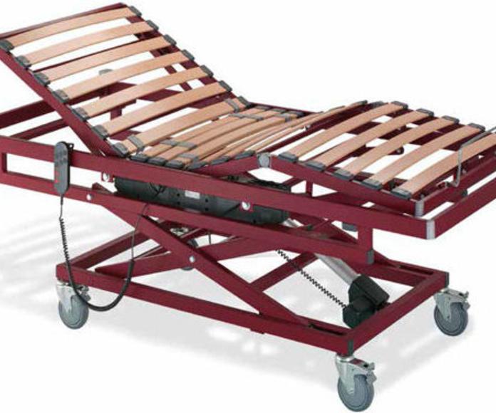 Descanso: Productos y servicios de Lizarralde Ortopedia