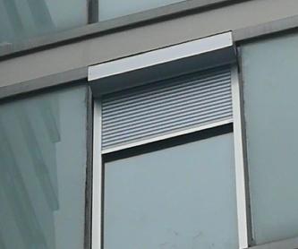 Ventanas de aluminio y PVC: Servicios de Persianas Basurto Gallarta
