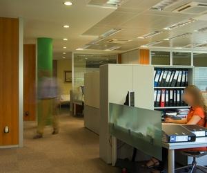 Instalación eléctrica en oficinas