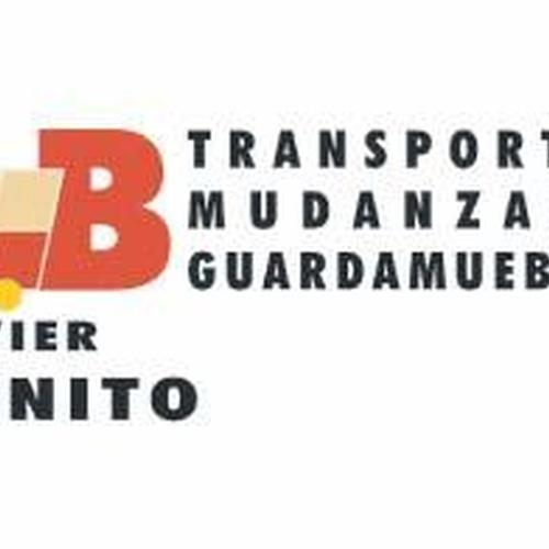 logotipo transportes Javier Benito